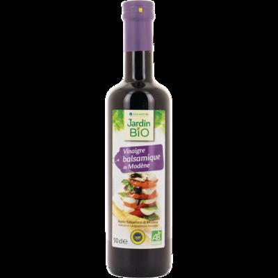 Vinaigre Balsamique Modene Bio (Bottle) - Jardin Bio