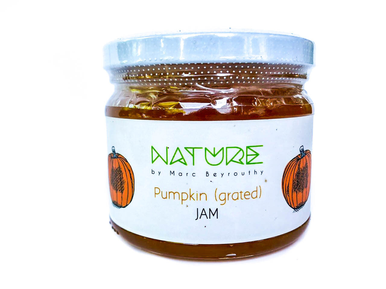 Pumpkin Grated Jam مربى اليقطين المبشور (Jar) - Nature by Marc Beyrouthy