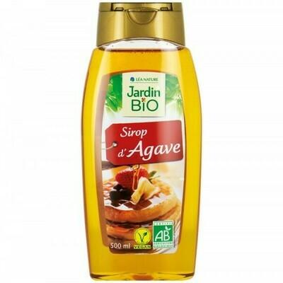 Sirop D'Agave Vegan Bio شراب الأغاف النباتي العضوي (Bottle) - Jardin Bio