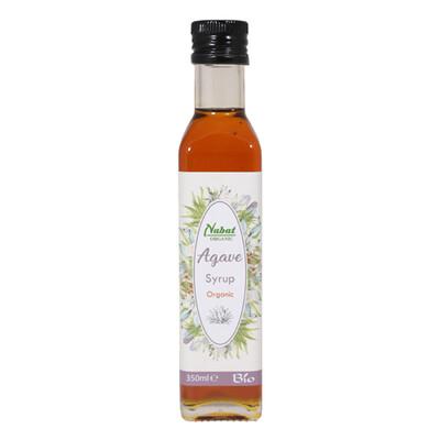 Syrup Agave Organic شراب الصبار العضوي (Bottle) - Nabat Organic