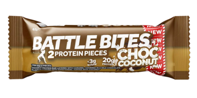 Energy Bar Chocolate Coconut (Bar) - Battle Bites