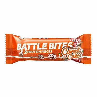 Energy Bar Carrot Cake (Bar) - Battle Bites