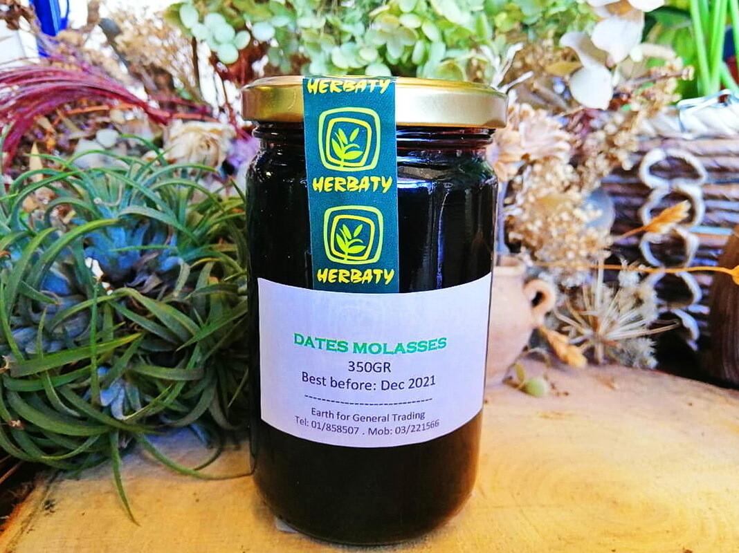 Molasse Dates دبس التمر (Jar) - Herbaty