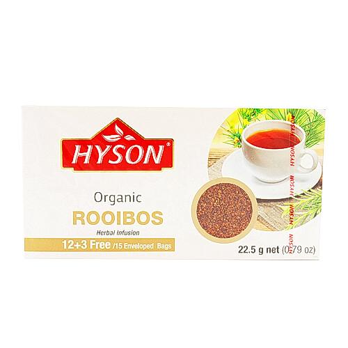 Rooibos Organic Pure رويبوس عضوي نقي (Box) - Hyson