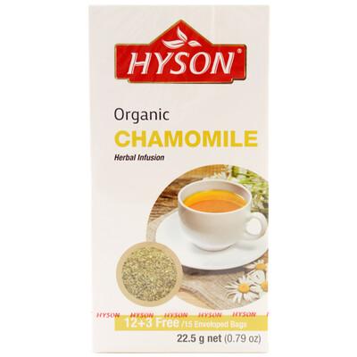 Chamomile Organic Pure البابونج العضوي النقي (Box) - Hyson