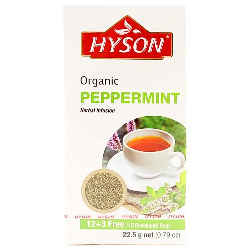 Peppermint Organic Pure النعناع العضوي النقي (Box) - Hyson
