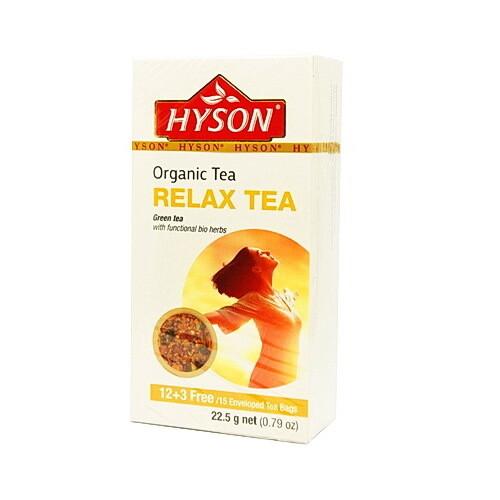Relax Organic Tea ريلاكس شاي عضوي (Box) - Hyson