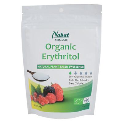 Erythritol Organic إريثريتول عضوي (Bag) - Nabat