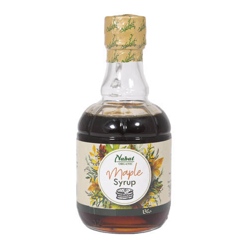 Syrup Maple Organic شراب القيقب عضوي (Bottle) - Nabat