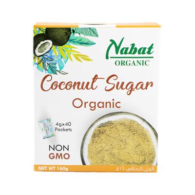 Sugar Coconut Organic سكر جوز الهند العضوي (Pack) - Nabat