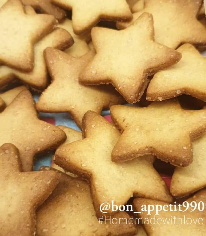 Biscuits Stars نجوم بسكويت (Box) - Bon Appetit