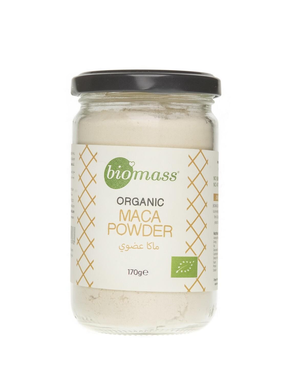 Maca Powder Organic مسحوق الماكا (Jar) - Biomass
