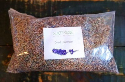 Lavender Dried الخزامى المجفف (Bag) - Nature by Marc Beyrouthy