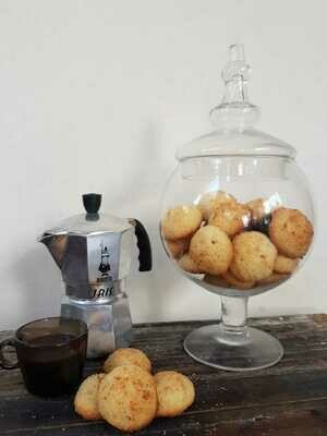 Cookies Coconut بسكويت بجوز الهند (Box) - Crafting Delices