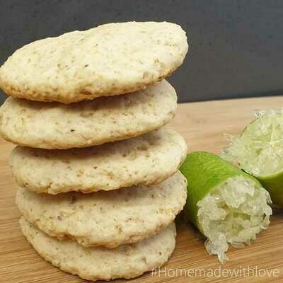 Biscuits Lemon بسكويت ليمون (Bag) - Bon Appetit