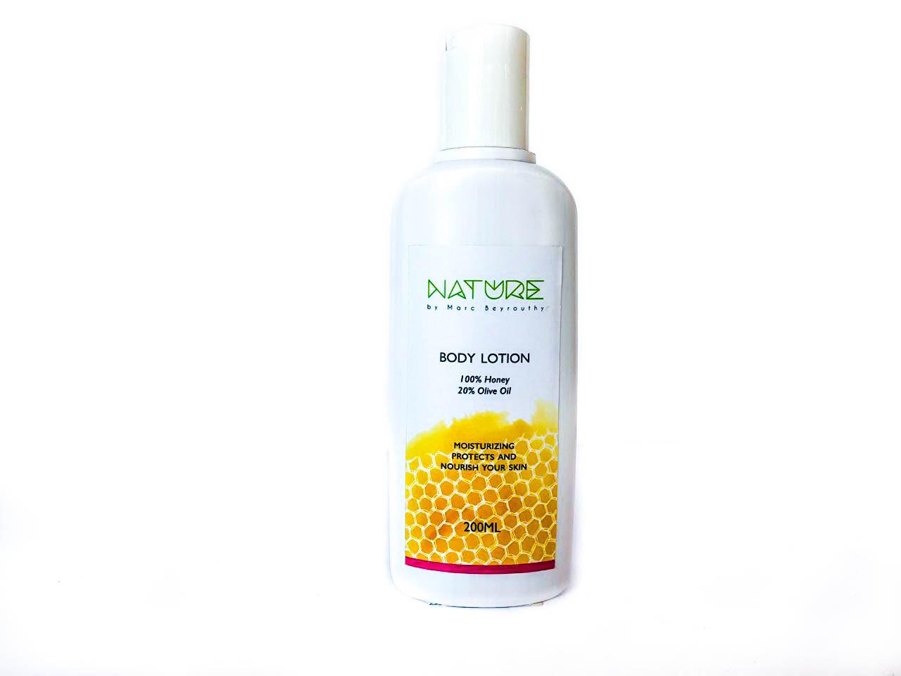 Body Lotion مرطب جسم (Bottle) - Honey Cosmetics