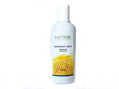 Deodorant Cream كريم مزيل العرق (Bottle) - Honey Cosmetics