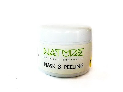Mask & Peeling قناع وتقشير (Bottle) - Honey Cosmetics