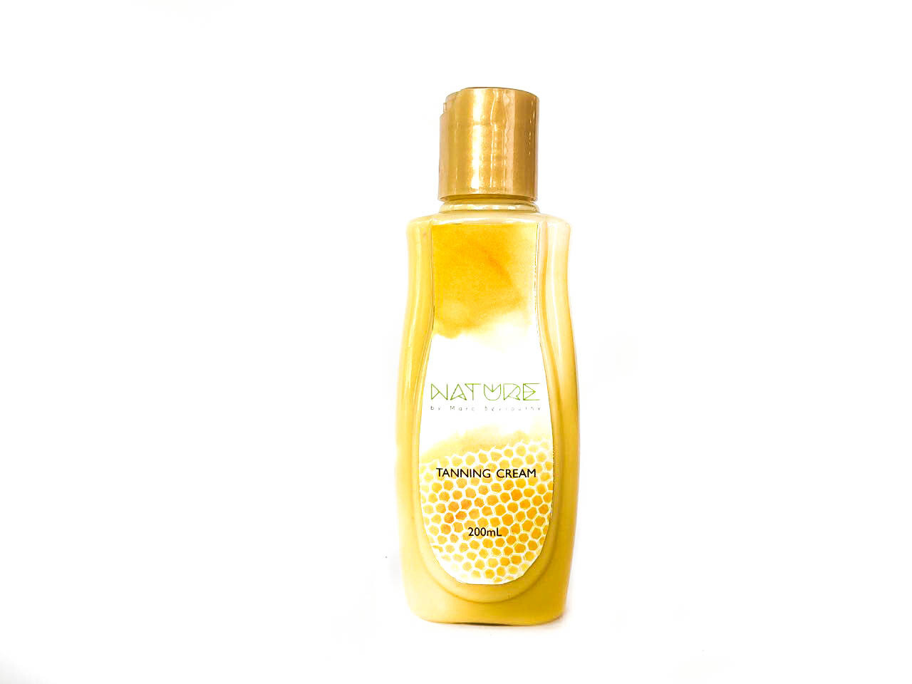Tanning Cream كريم الشاطئ (Bottle) - Honey Cosmetics