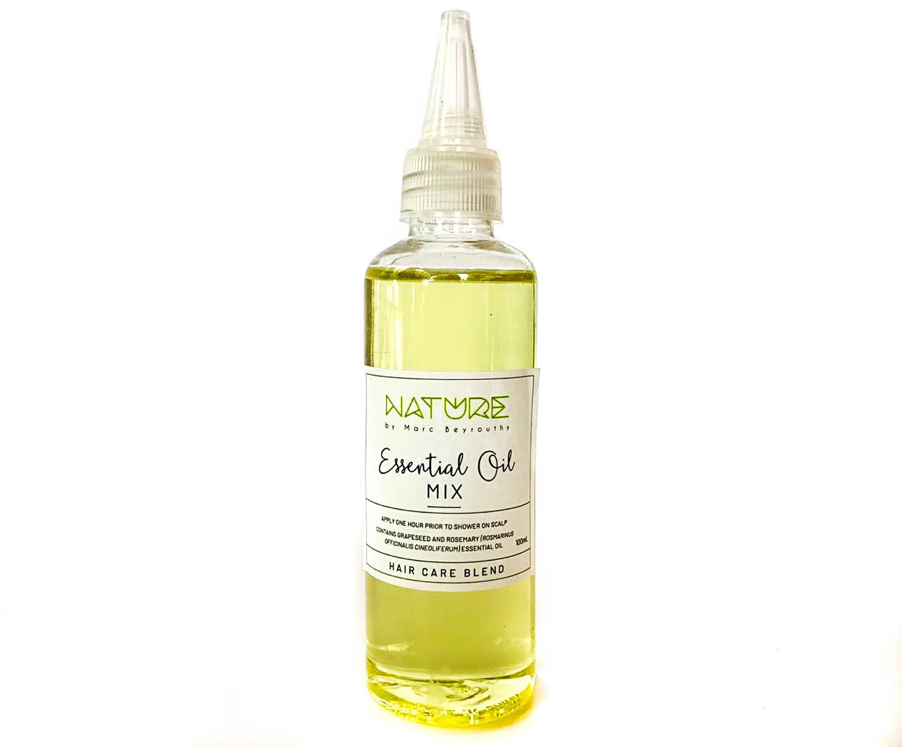 Essential Oils Hair Care (Bottle) - Nature by Marc Beyrouthy