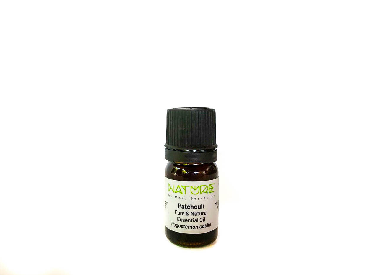 Essential Oils Patchouli (Bottle) - Nature by Marc Beyrouthy