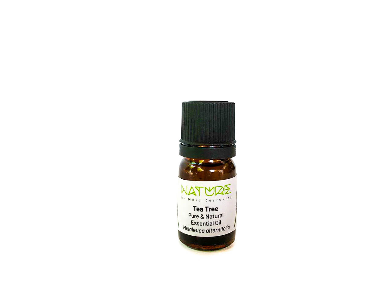 Essential Oils Tea Tree (Bottle) - Nature by Marc Beyrouthy
