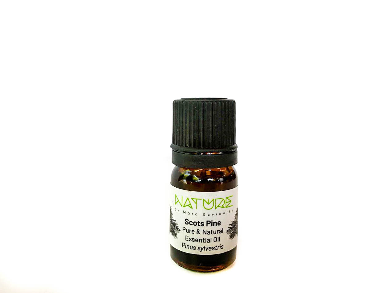 Essential Oils Scots Pine (Bottle) - Nature by Marc Beyrouthy