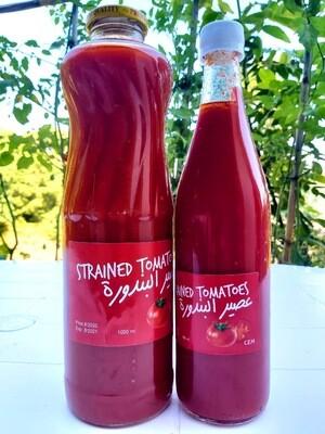 Tomato Juice عصير الطماطم (Bottle) - Les Reserves du Grenier