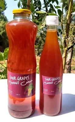 Sour Grape الحامض الحصرم (Bottle) - Les Reserves du Grenier