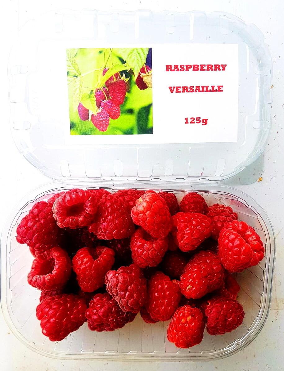 Raspberries Versailles توت العليق (Box) - Les Reserves du Grenier