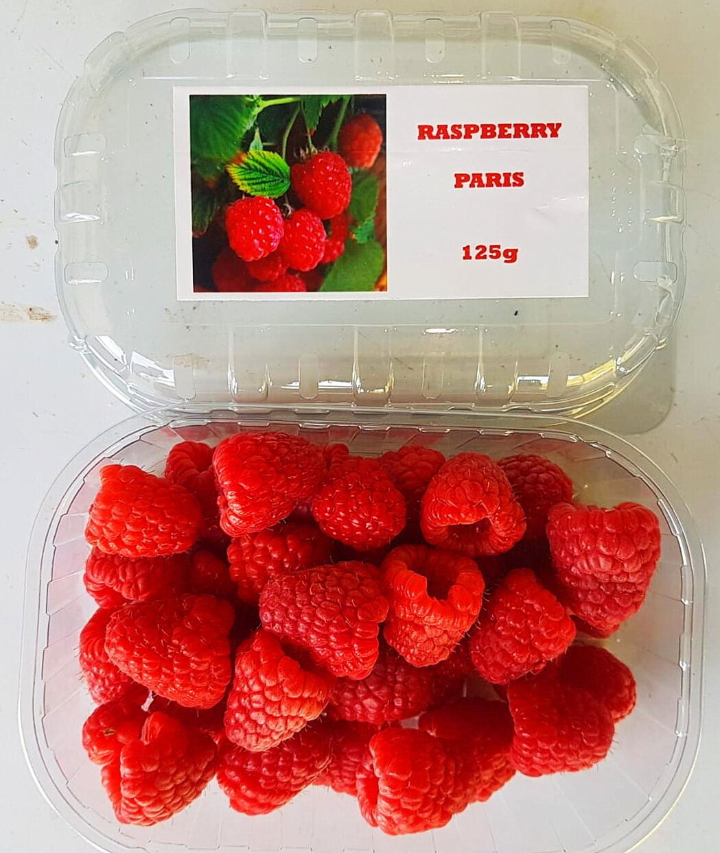 Raspberries Paris توت العليق (Box) - Les Reserves du Grenier