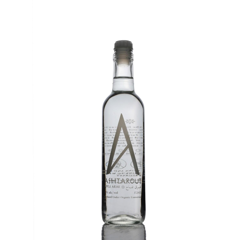 """Arak Apples """"White"""" Organic  عرق التفاح الأبيض (Bottle) - Ashtarout"""