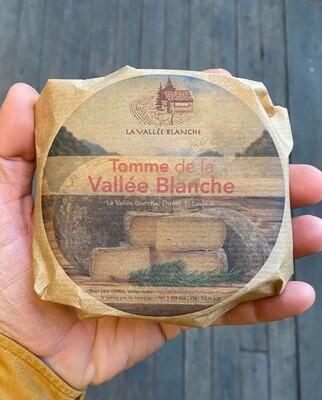 Tomme de la Vallee (Piece) - La Vallee Blanche