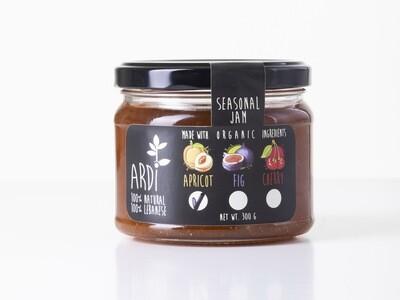 Apricot Jam مربى المشمش (Jar) - ARDI