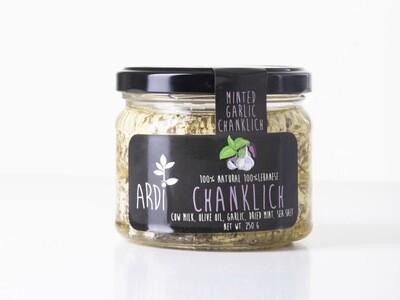 Chanklich Minted Garlic شنكليش ثوم بالنعناع (Jar) - ARDI