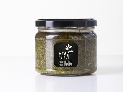 Basil Pesto بيستو الحبق (Jar) - ARDI