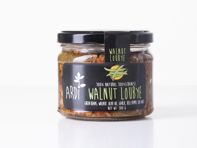 Loubye with Walnut لوبية بالجوز (Jar) - ARDI