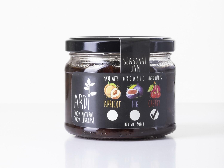 Cherry Jam مربى الكرز (Jar) - ARDI