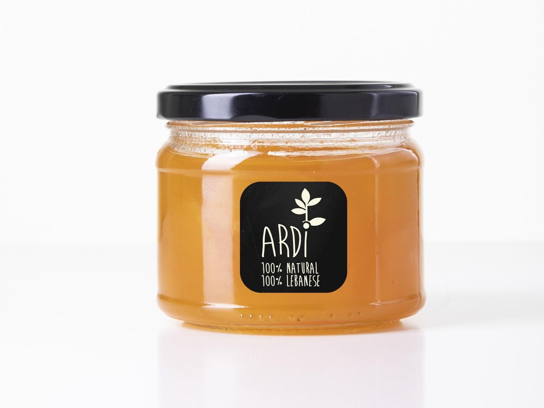 Pumpkin Cinnamon Jam مربى القرع والقرفة (Jar) - ARDI