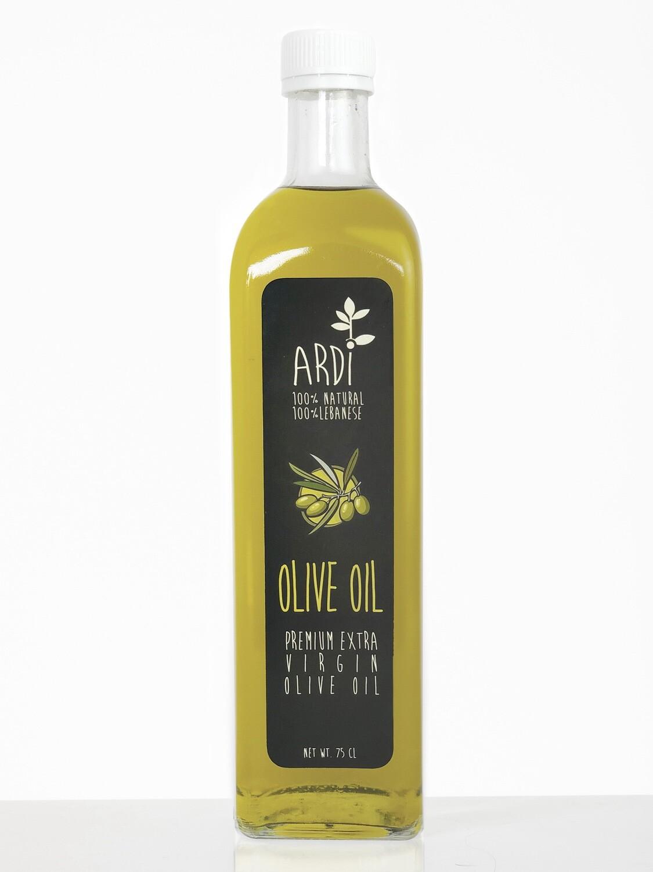 Olive Oil Extra Virgin زيت الزيتون البكر الممتاز (Bottle) - ARDI