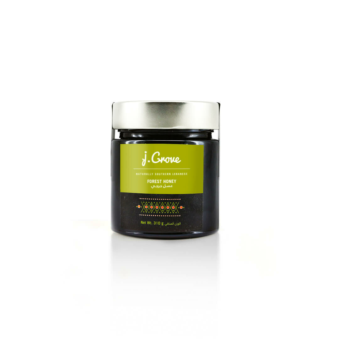 Honey Forest عسل الغابة (Jar) - J.Grove