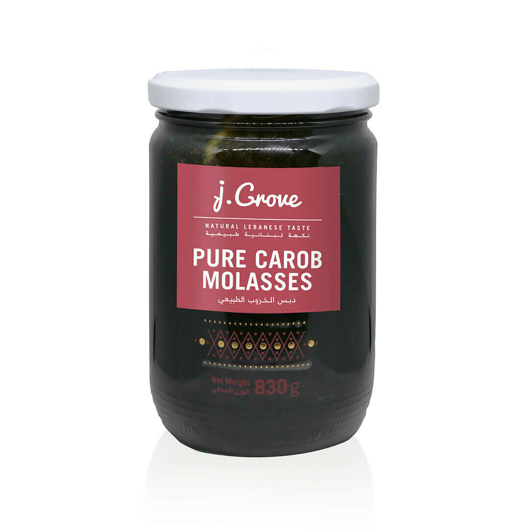 Molasse Carob دبس الخروب (Jar) - J.Grove