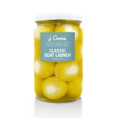Labneh Goat لبنة الماعز (Jar) - J.Grove