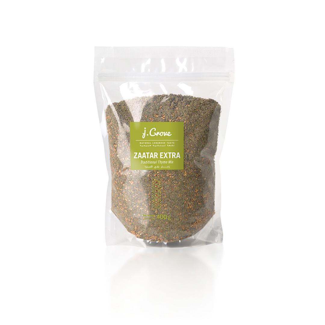 Thyme / Zaatar Extra Traditional Mix خلطة الزعتر (Bag) - J.Grove