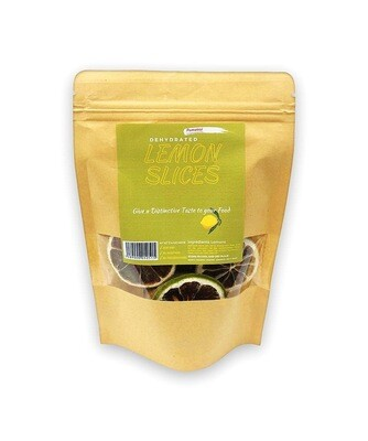 Lemon Slices Dehydrated شرائح ليمون مجففة (Bag) - Pometto