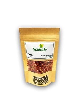 Flakes Habanero (Bag) - Soleado