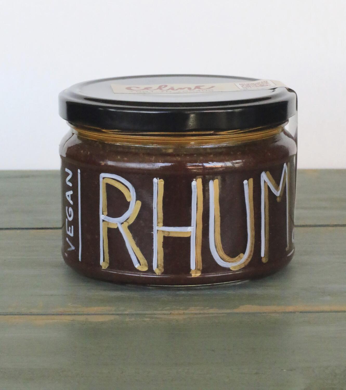 Rhum Chocolate شوكولاتة رم (Jar) - Celine Home Made Delights