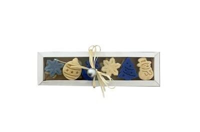 Marzipan Handcrafted Christmas Mix (Box) - Le Marzipan de Zouk
