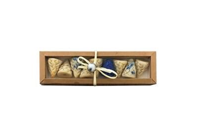 Marzipan Handcrafted Christmas Tree (Box) - Le Marzipan de Zouk
