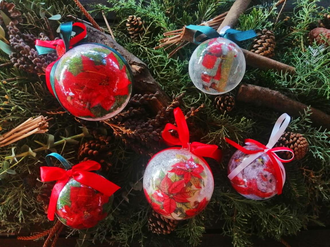 Ornament Ball - Micha's Handmade